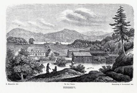 Sundsby, 1800-tal