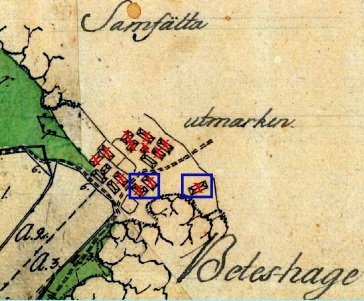 Storskifte 1778, Lantmäterimyndigheternas arkiv.