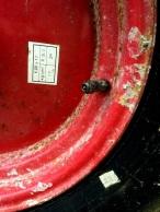Lufttryck för däck