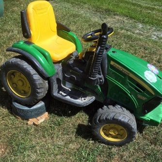Wiggos traktorverkstad